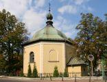 Mysłowice - Kościół p.w. św. Krzyża 01