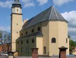 Kościół par. p.w. Świętej Rodziny, 1680-1690 w Chełmsku Śląskim