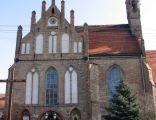 Chojna - kościół p.w. Św. Trójcy