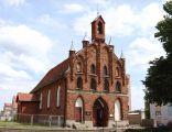 20100704 Braniewo, church 1, 1