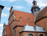 Kościerzyna kościół farny