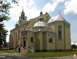 Białobrzegi, Kościół św. Trójcy - fotopolska.eu (226808)