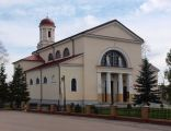 Holy Trinity church in Raczki