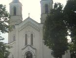Kościół Trójcy Przenajświętszej Zambrów