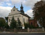 Bieżuń, kościół parafialny p.w. Św. Trójcy 02; Kot