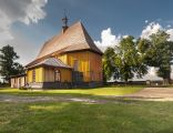 00610 Machowa, kościół par. p.w. Św. Trójcy, 1779, XX