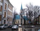 Cieszyn, kościół pw. Świętej Trójcy 1