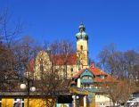 Polanica zdroj city centre
