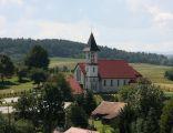 Trepcza - New church 01