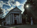 Opinogóra Górna, kościół Wniebowzięcia Najświętszej Marii Panny