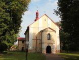 Krzczonów-Wójtostwo, kościół par. p.w. Wniebowzięcia NMP, XVII, XIX, XXw