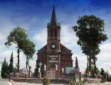Lisków Kościół par pw Wszystkich Świętych