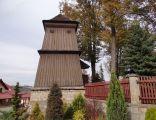 Dzwonnica drewniana