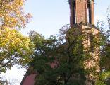 Kościół zielonoświątkowy przy Miłej