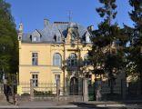 Trzebiatow Zagorska command building 2011-05