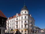 Inowroclaw hotel Bast