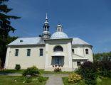 Książnice Wielkie - kościół (8.06.2014)