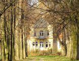 Dwór w Łączkach Jagiellońskich