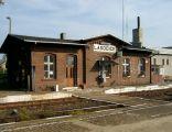Dworzec kolejowy Lasocice