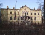 Pałac w Łęgowie