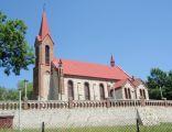 Kościół Najświętszej Marii Panny Częstochowskiej w Łęce