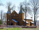 Lekowo, kościół parafialny pw. św. Stanisława BM