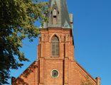 Miastków Kościelny kościół