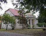 Piastów ulica Mickiewicza dom z ogrodem 1927