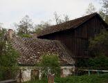 Złoty Potok młyn wodny Kołaczew 14.05.2011 2p