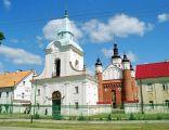 Brama-dzwonnica monasteru w Supraślu