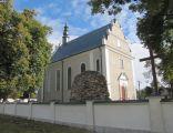 A-277 kościół par. p.w. MB Anielskiej, 1937 Mostów Gmina Huszlew 4