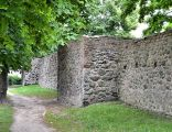 Myslibórz - mury miejskie