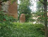 BARCZEWO Fragmenty murów miejskich