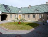 Museum of Archdiocese in Gniezno - dziedziniec