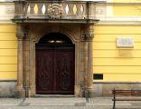 PL Świdnica - Muzeum Dawnego Kupiectwa, entrance