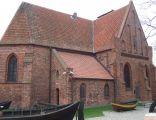 Kościół św. Piotra i Pawła w Helu