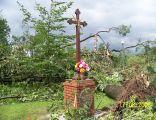 Blachownia-park po tornadzie 2008-08-17