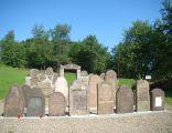A Jewish cemetery in Sanok