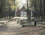 Cmentarz Żydowski przy ul. Lotniczej we Wrocławiu brama główna