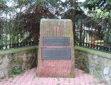 Joel Barlow monument Zarnowiec cementery 2014 P01