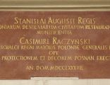 Odwach Poznan Plaque