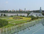 Library Garden Warsaw