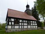 Kirche Elsenau (Olszanowo)