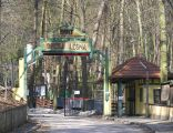 Eingang Opera Lesna Sopot - Waldoper Zoppot