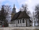 Oporowo church