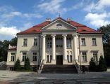 Tłokinia Kościelna, pałac