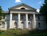 Pałac w Olszance (tył)
