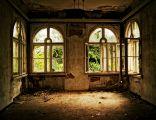 Wnętrze Pałacu w Niepruszewie
