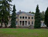 Kosowo pałac front