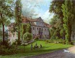 Pałac w Gawronkach